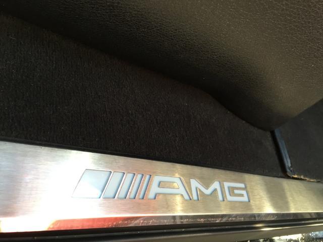 AMG純正イルミネーションエントランスモール