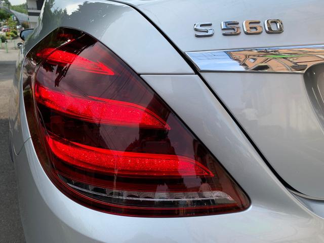 S560 4マチックロング AMG-S-P 後期 左H D車(16枚目)