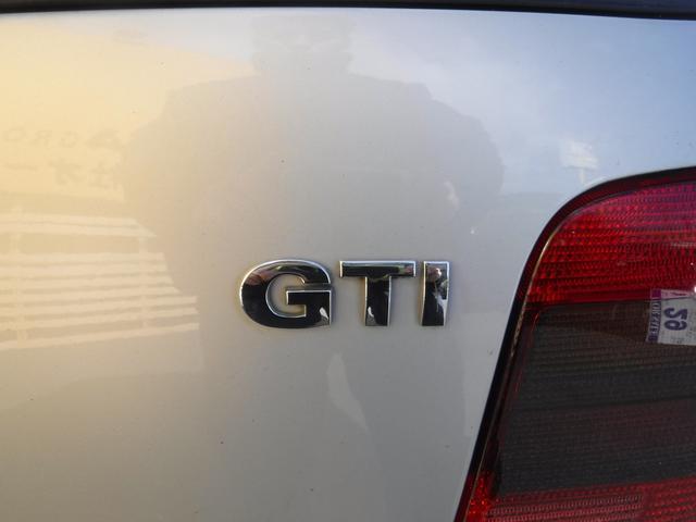 フォルクスワーゲン VW ゴルフ GTI ターボ ETC