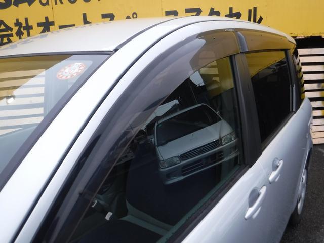 トヨタ シエンタ X 7人乗り キーレス 両側スライドドア 1年走行無制限保証