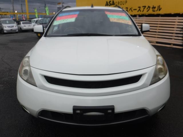 350XV 革シート ナビ 車高調 20インチアルミ(8枚目)