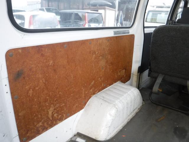 ロングDX 8人乗り キーレス ETC ワンオーナー 全記録簿 最大積載量1150キロ 1年走行無制限保証(17枚目)