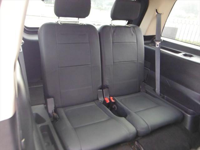 フォード フォード エクスプローラー XLTアドベンチャーアメリカ特別限定車 黒革 SR ナビTV
