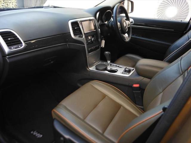 クライスラー・ジープ クライスラージープ グランドチェロキー 70thアニバーサリーED エアサス 本革 HDDナビTV