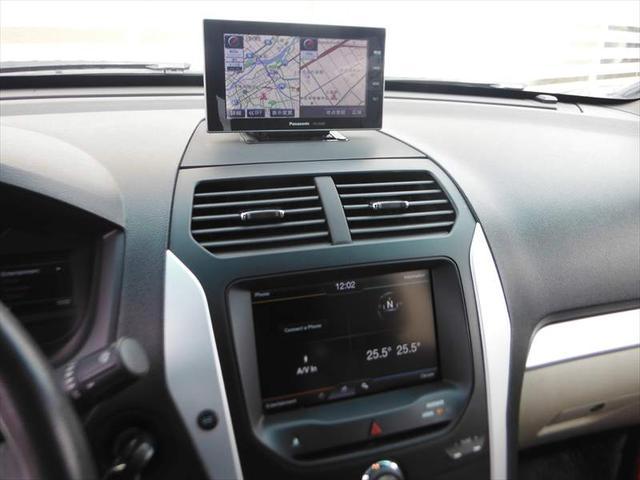 フォード フォード エクスプローラー XLT 正規D車 ワンオーナー SDナビ地デジ FSRカメラ