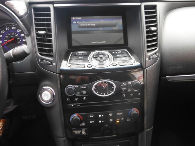 FX35プレミアムPKG 新車並行 黒革 SR 22AW(10枚目)