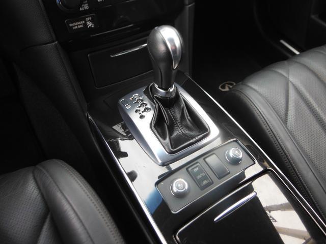 FX35プレミアムPKG 新車並行 黒革 SR 22AW(11枚目)