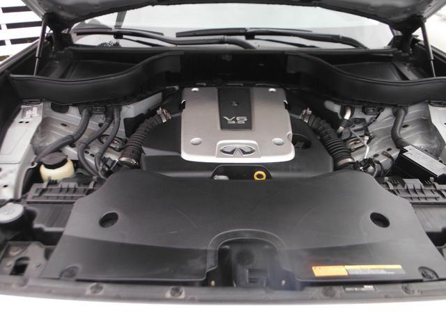 FX35プレミアムPKG 新車並行 黒革 SR 22AW(17枚目)
