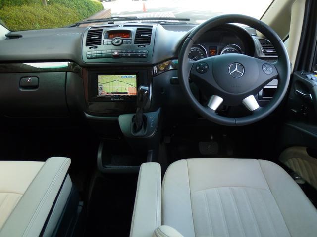 V350 エクスクルーシブ 特別限定車 HDDナビ地デジ(15枚目)