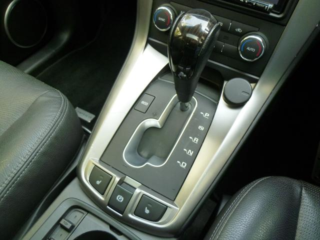 DSC(ドライバーシフトコントロール)付き6速オートマチックを採用!エコドライブ・モードを装備しています!