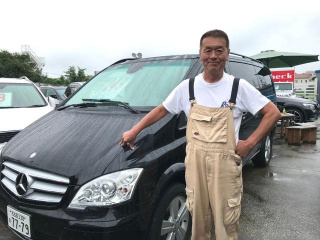 おおの店長:こんにちは。オートチェックの大野です。創業より40年間の輸入車ノウハウでしっかりサポートいたします。お気軽にお問い合わせください。