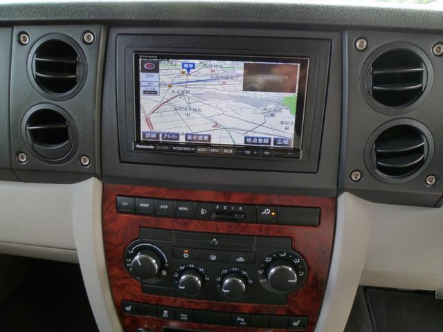 リミテッド4.7 正規ディーラー車 ブラウンレザーシート サンルーフ ストラーダナビ地デジ バックカメラ サイドステップ ETC(10枚目)