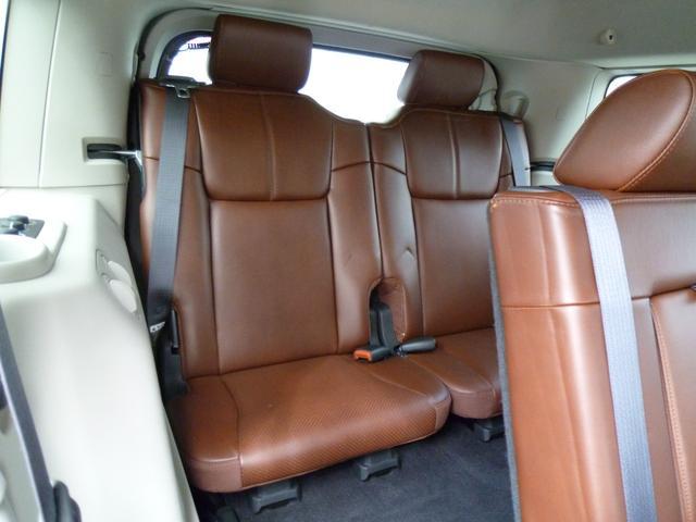 リミテッド4.7 正規ディーラー車 ブラウンレザーシート サンルーフ ストラーダナビ地デジ バックカメラ サイドステップ ETC(15枚目)
