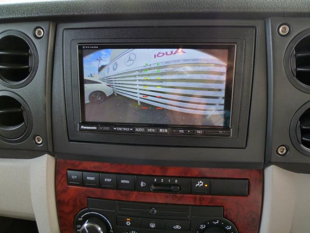 リミテッド4.7 正規ディーラー車 ブラウンレザーシート サンルーフ ストラーダナビ地デジ バックカメラ サイドステップ ETC(22枚目)