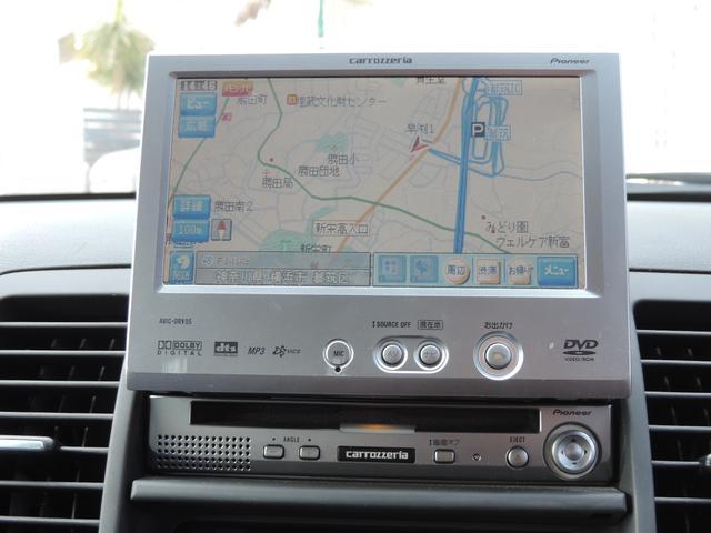 スバル レガシィB4 2.0GTスペックB WR-LTD 2004 ナビ