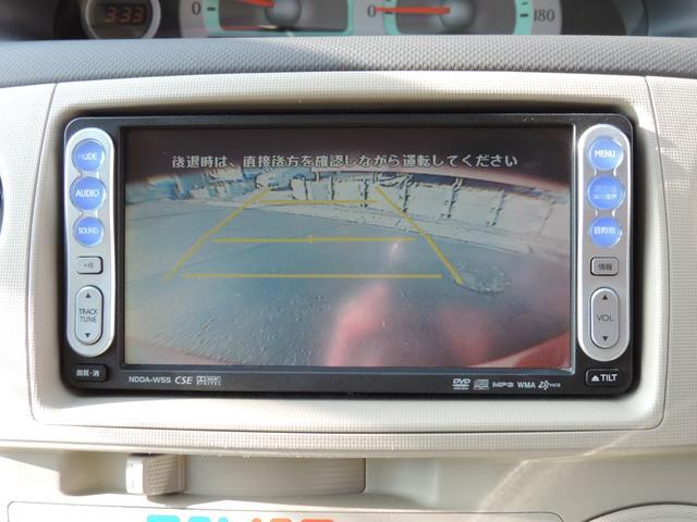 トヨタ シエンタ X 純正ナビ バックカメラ HID