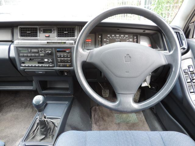 トヨタ クラウン スーパーデラックス 純正フロア5速マニュアル
