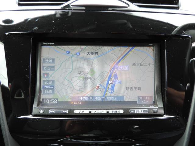 タイプE 純正メモリーナビ TV バックカメラ 黒革シート(3枚目)