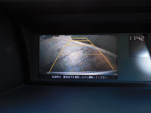 GエアロHDDナビスマートセレクション 純正HDDインターナビ バックカメラ(4枚目)