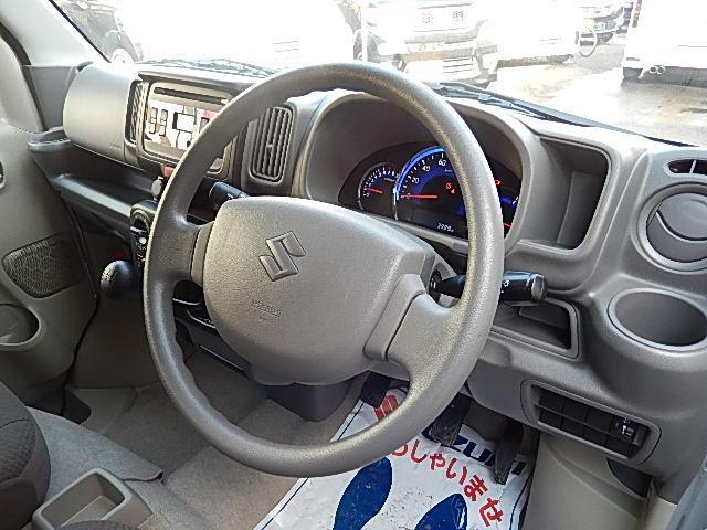 スズキ エブリイ ジョインターボ 4WD ターボ 5速車 ワンオーナー車