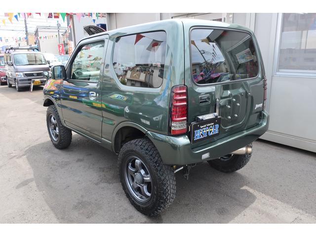 ランドベンチャー 4WD リフトアップカスタム車(4枚目)