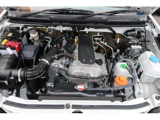 ランドベンチャー 4WD 後期型 専用レザー調シート(19枚目)