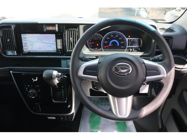 カスタムターボRSリミテッド SAIII 4WD 純正OPストラーダSDナビ&フルセグTV&DVDビデオ&SD&CD録音&Bluetooth&USB&Bカメラ 左側パワースライドドア LEDヘッドライト LEDフォグライト 純正フルエアロ(15枚目)