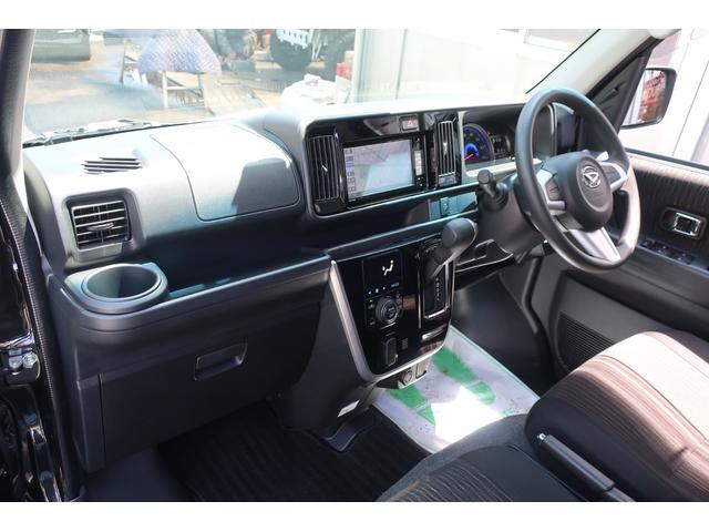 カスタムターボRSリミテッド SAIII 4WD 純正OPストラーダSDナビ&フルセグTV&DVDビデオ&SD&CD録音&Bluetooth&USB&Bカメラ 左側パワースライドドア LEDヘッドライト LEDフォグライト 純正フルエアロ(16枚目)