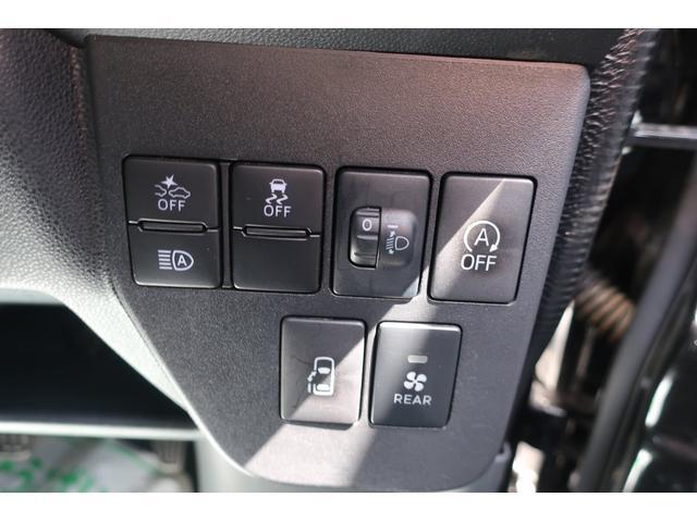 カスタムターボRSリミテッド SAIII 4WD 純正OPストラーダSDナビ&フルセグTV&DVDビデオ&SD&CD録音&Bluetooth&USB&Bカメラ 左側パワースライドドア LEDヘッドライト LEDフォグライト 純正フルエアロ(17枚目)