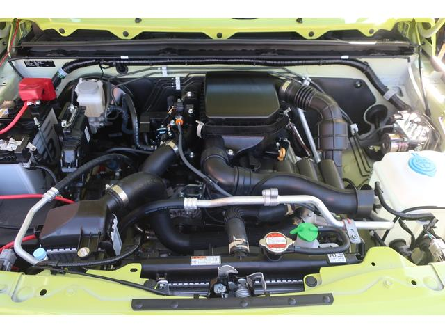 XC 4WD リフトアップフルカスタム車 5速ミッション車 社外フロントバンパー&LEDフォグライト&電動ウインチ リフトアップサス&ショック 前後強化ラテラル 社外16インチアルミ&マッドタイヤ OPフロントグリル スズキセーフティサポートシステム搭載(19枚目)