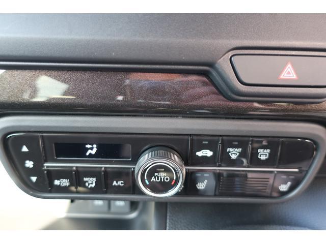 G・Lターボホンダセンシング 両側パワースライドドア ギャザーズインターナビ&TV&DVDビデオ&SD&CD&Bluetooth&Bカメラ LEDヘッドライト&オートライト オートクルーズコントロール&パドルシフト 専用ハーフレザーシート&シートヒーター(17枚目)