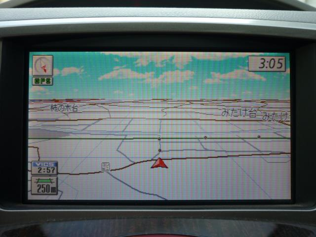 日産 プレサージュ V ナビETC横後カメラ 電動スライドドア HIDライト