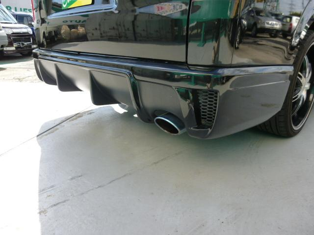 トヨタ ハイエースバン ロングスーパーGL20インチアルミホイールフルエアロ