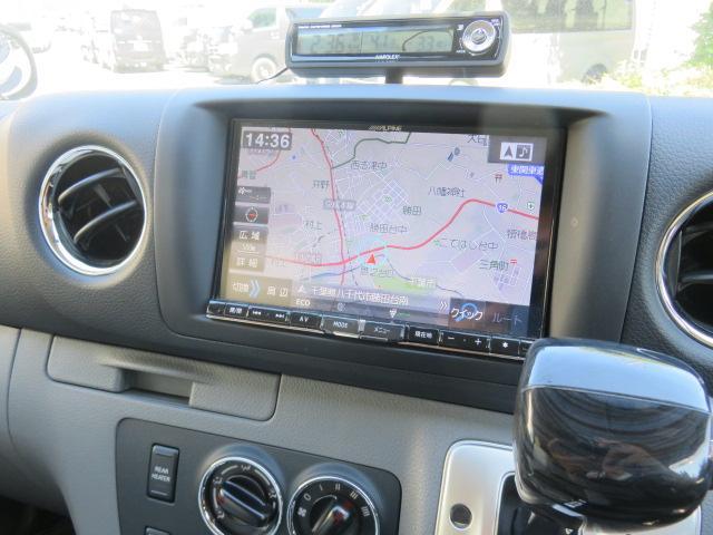 GX ライダー リラックスワゴン 10人乗り サブバッテリー 走行充電 インバーター ナビ ETC バックカメラ キセノンヘッドライト デイライト フロントリップ 社外アルミ スタビ ショック テールランプ(18枚目)