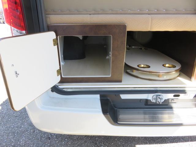 GX ライダー リラックスワゴン 10人乗り サブバッテリー 走行充電 インバーター ナビ ETC バックカメラ キセノンヘッドライト デイライト フロントリップ 社外アルミ スタビ ショック テールランプ(27枚目)