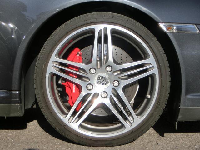 911ターボ 左H 4WD スポーツクロノPKG(8枚目)