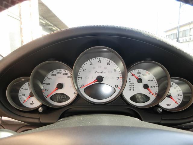 911ターボ 左H 4WD スポーツクロノPKG(12枚目)