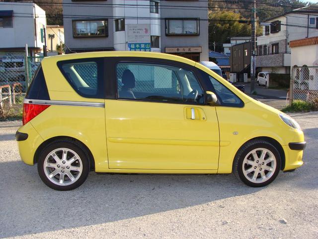 「プジョー」「1007」「ミニバン・ワンボックス」「神奈川県」の中古車4