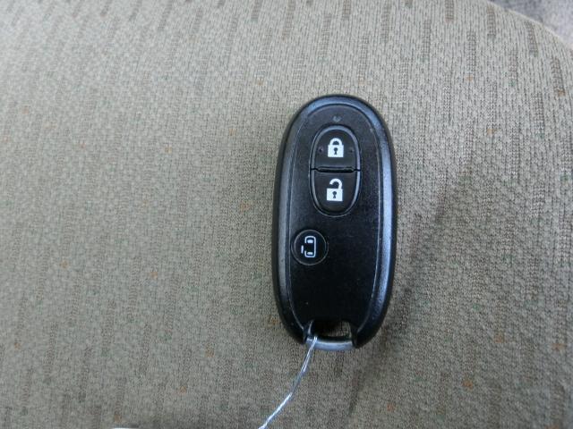 スズキ パレット X  両側スライドドア左電動 バックカメラ プッシュスタート