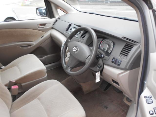 トヨタ アイシス L 2年走行無制限保証付 電動スライド キーレス