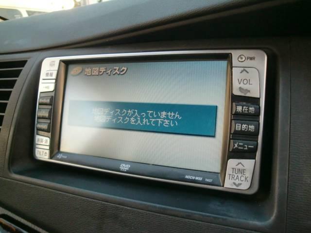 トヨタ アイシス プラタナ Gエディション 両側電動スライド 純正ナビ