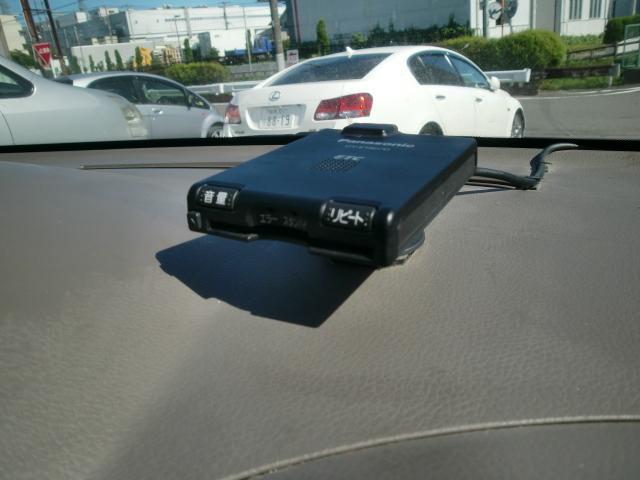 便利なETCも付いてラクラク快適ドライブ!ご家族や仲間と遠出をしてみませんか?