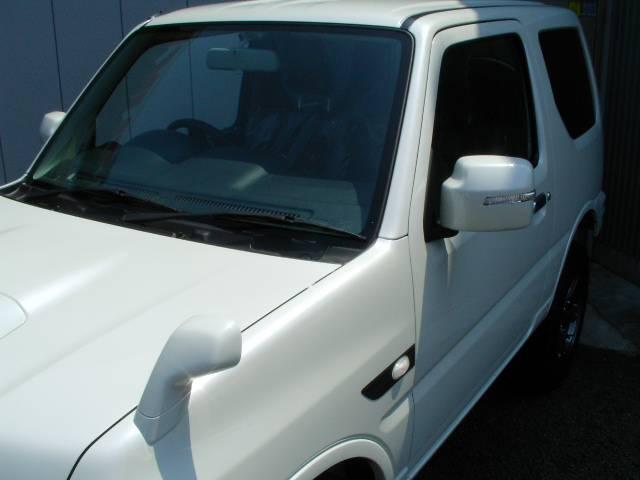 スズキ ジムニー ランドベンチャー4WDターボ K3 Type-R オートマ