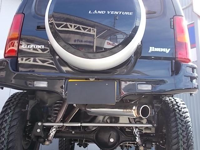 スズキ ジムニー ランドベンチャーカスタムモデル コンプリートカーK3特別仕様