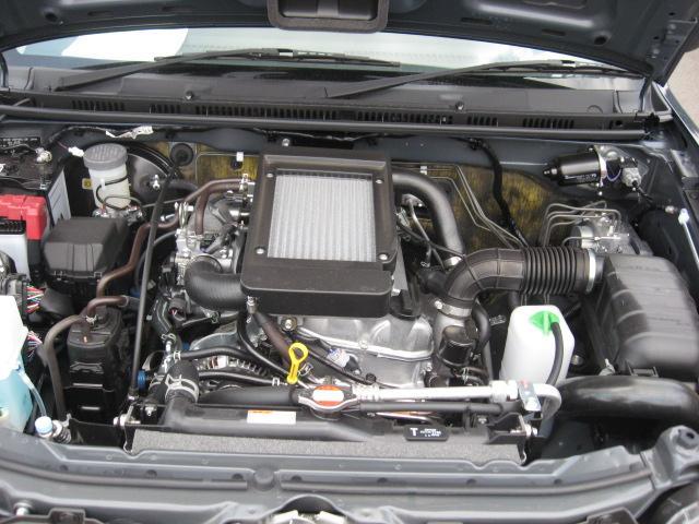 スズキ ジムニー ランドベンチャーターボ4WD限定車10型MT