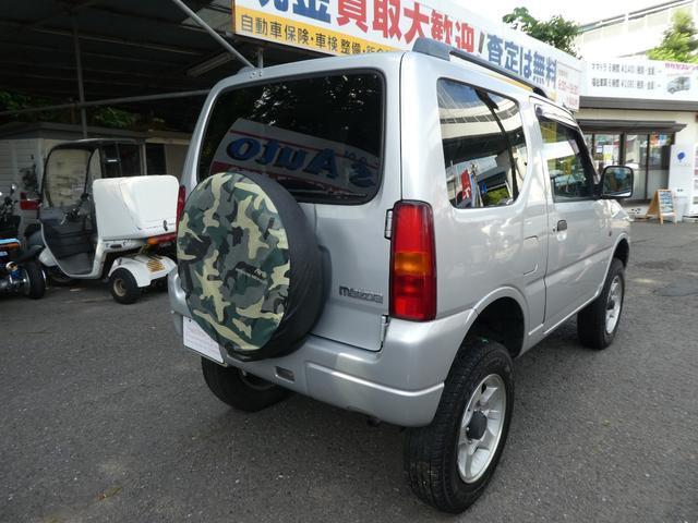 「マツダ」「AZオフロード」「コンパクトカー」「神奈川県」の中古車13