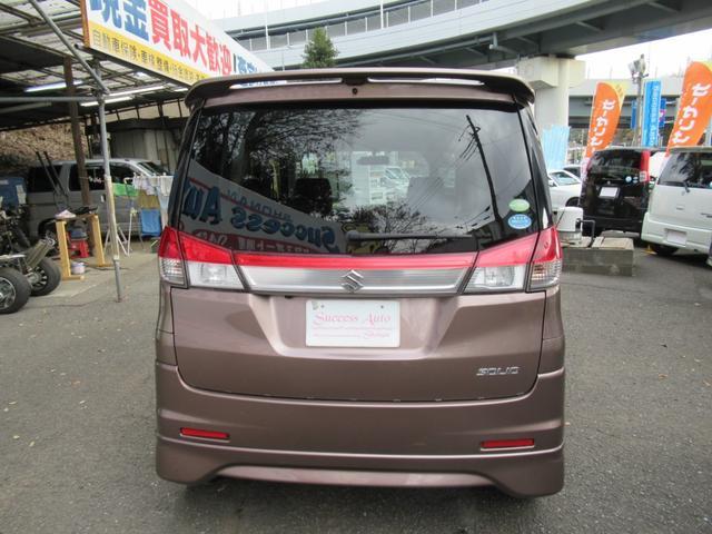 「スズキ」「ソリオ」「ミニバン・ワンボックス」「神奈川県」の中古車8