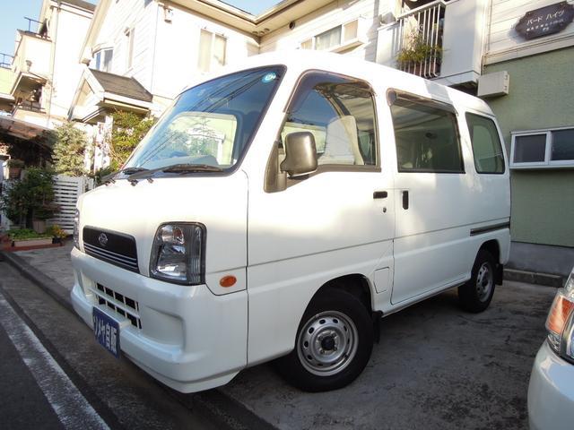 「スバル」「サンバーバン」「軽自動車」「神奈川県」の中古車27