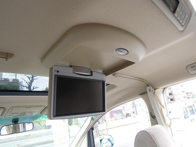 MZ サイドリフトアップシート 両側電動スライドドア Wサンルーフ 純正HDDナビ フロント&バックモニター 後席フリップダウンモニター 禁煙 ワンオーナー 全記録簿あり(37枚目)