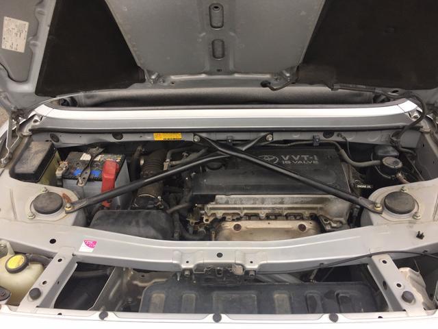 トヨタ MR-S Sエディション 幌 状態良好 ワンオーナー 記録簿 キーレス